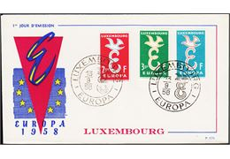 Luxembourg 1958
