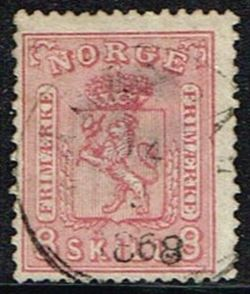 Norge 1868