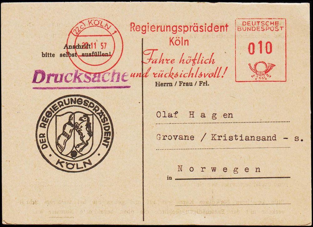 Regierungspräsident Köln