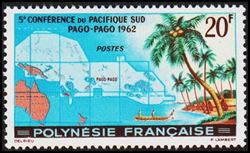 French Colonies 1962