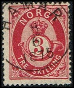 Norge 1872