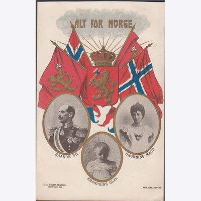 Norge 1905