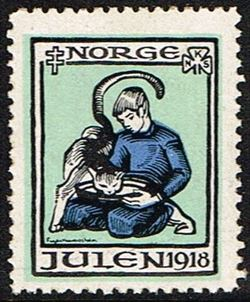 Norge 1918