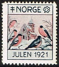 Norge 1921