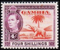 Gambia 1938