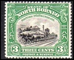 North Borneo 1922