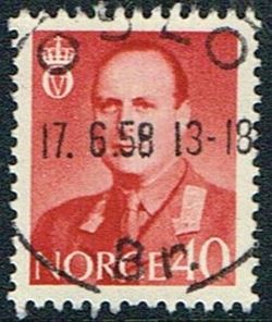 Norge 1958