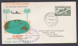 Cocos (Keeling) Islands 1963